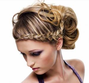 Классическое плетение кос