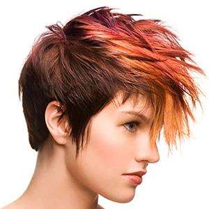 Креативное (художественное) окрашивание волос