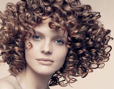 Классическая химическая завивка волос