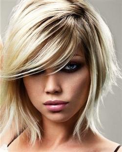 Окрашивание волос и мелирование