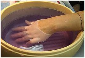 Парафиновый уход для кожи рук