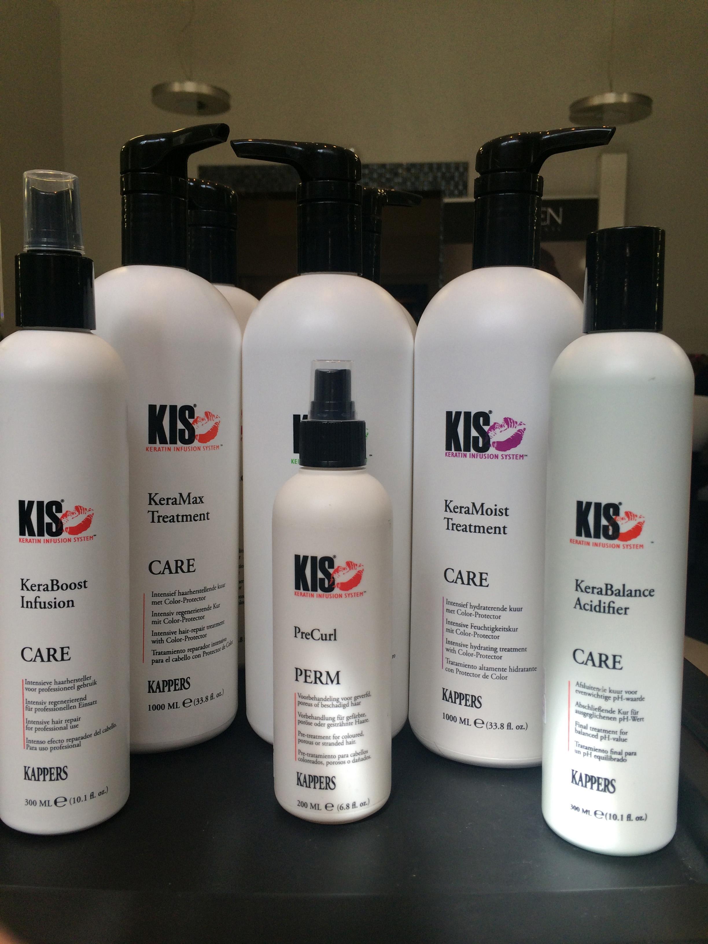 Кератиновое Б�О-структурирование волос